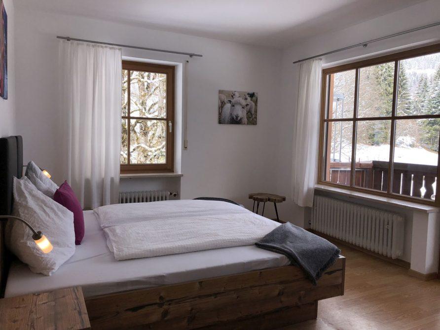 Doppelzimmer reserviert