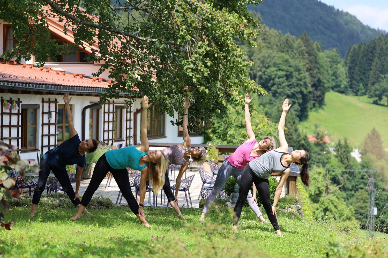Yoga im Mountain Retreat Center