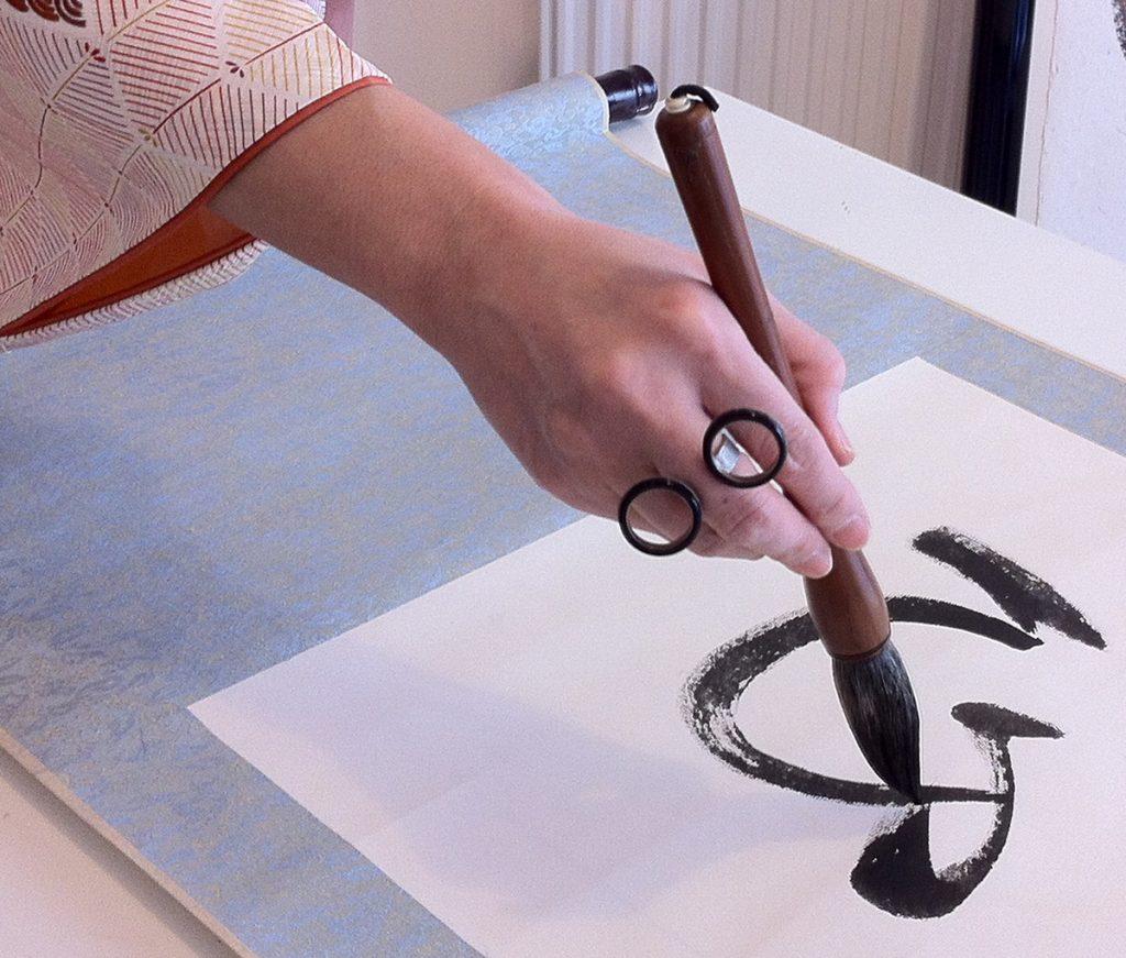 Kalligraphie Chiemgau