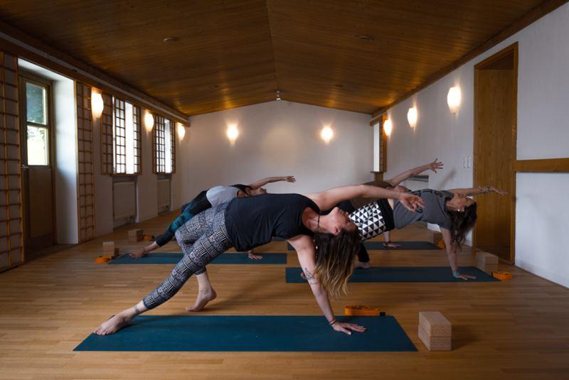 Yoga-Elemente