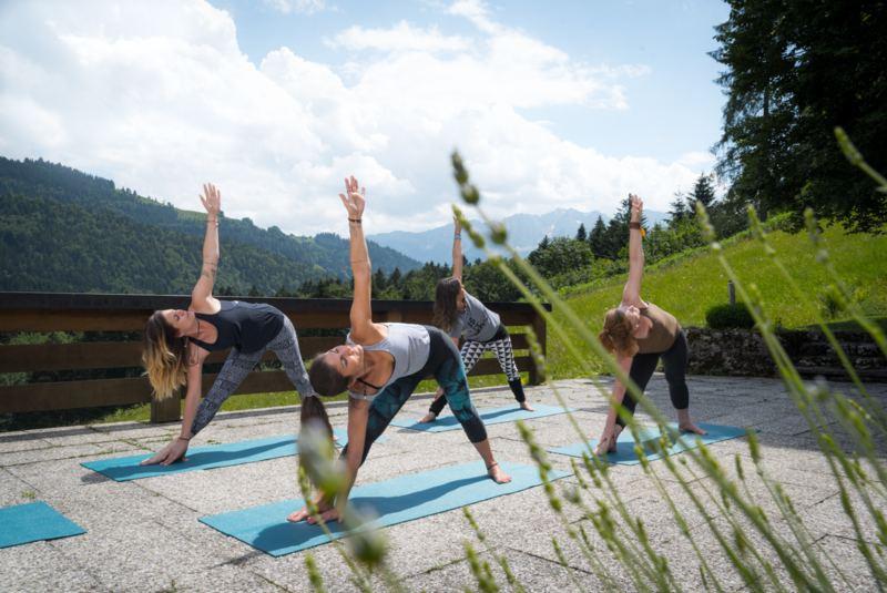 Yoga-und-Wandern